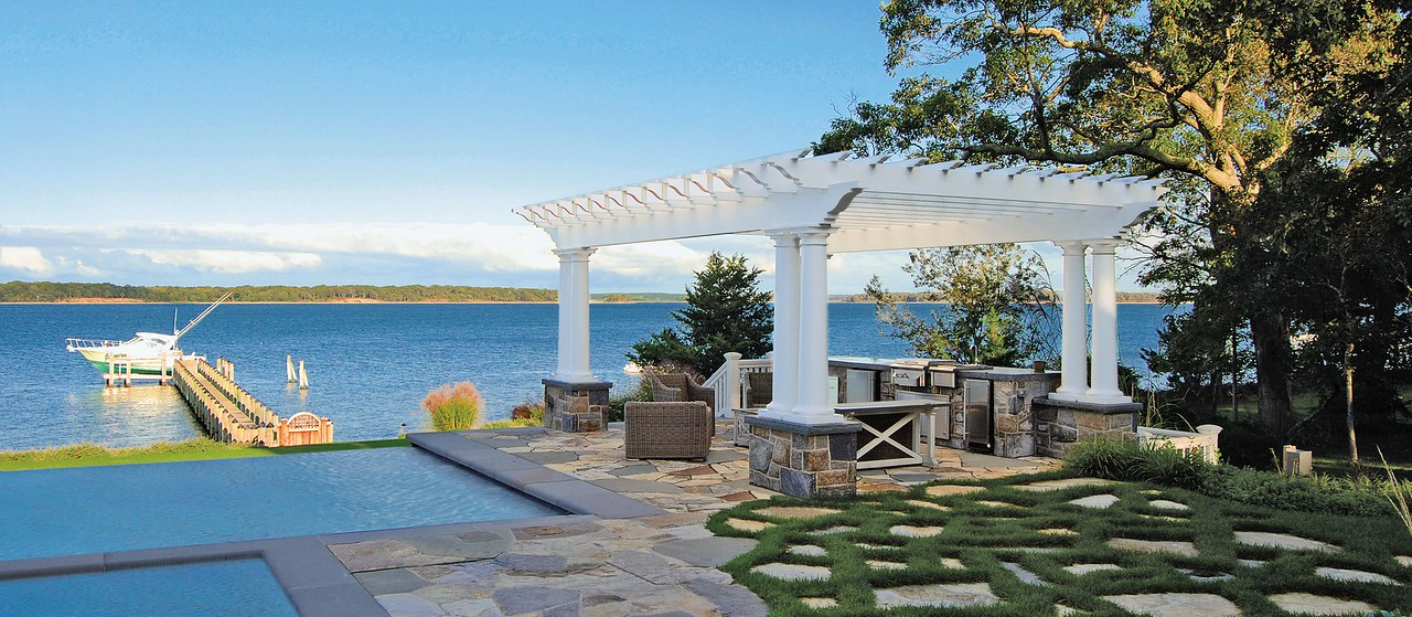 286 - 371671 - North Haven NY - Pergola By The Sea