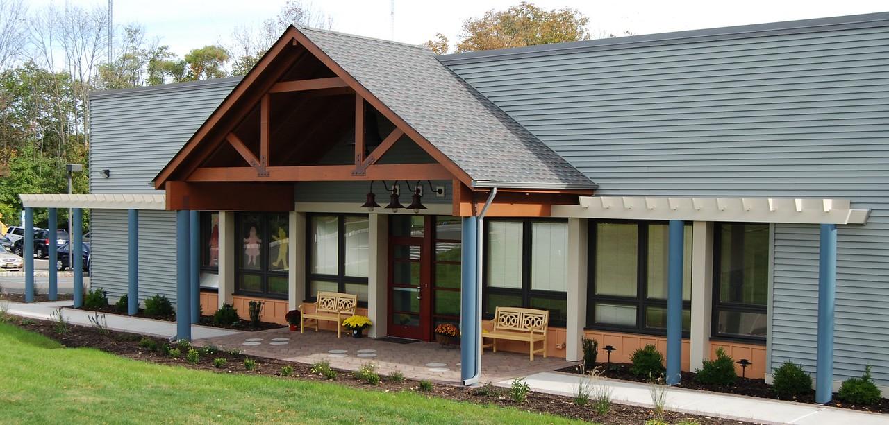 873 - 424499 - Cedar Knolls NJ - Daycare Entry Pergola