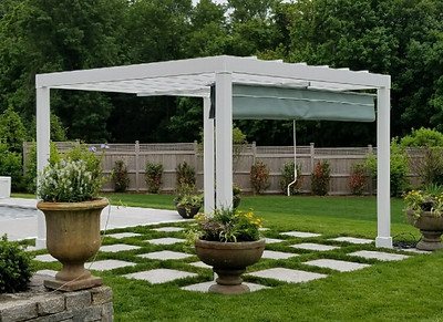 968 - Contemporary Pergola