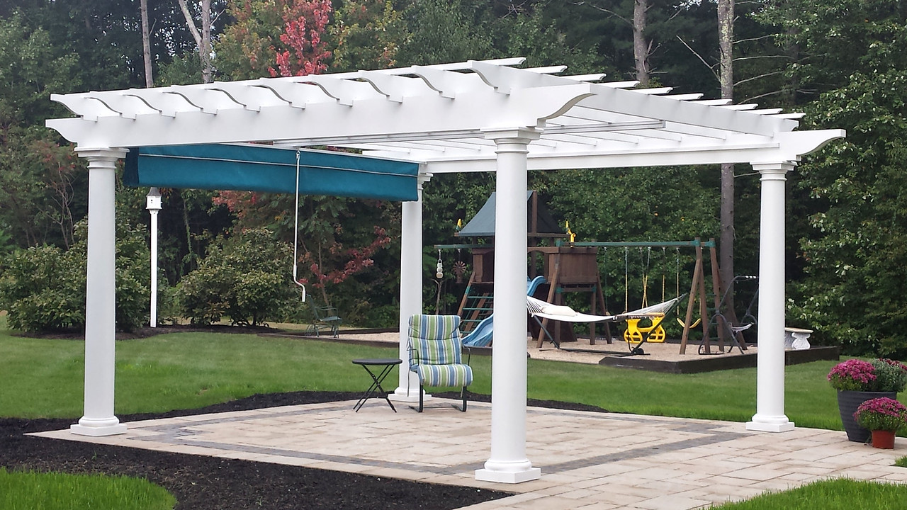 Modified Kit Pergola