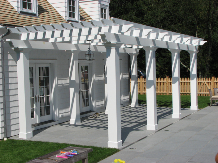 177 - 302929 - Greenwich CT - Custom Pergola