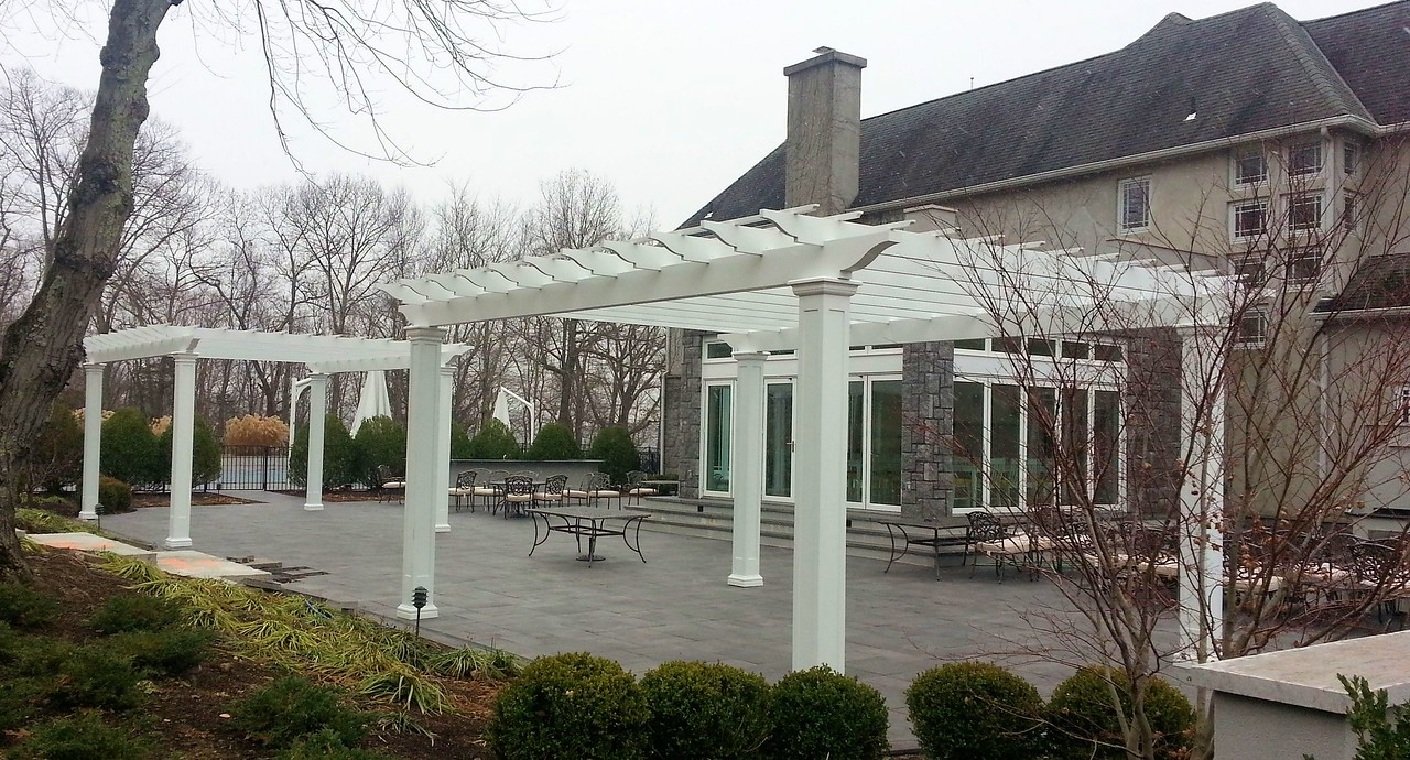 185 - 483436 - North Salem NY - 15' x 20' Custom Pergolas