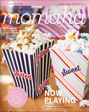 MOMAHA August 2015