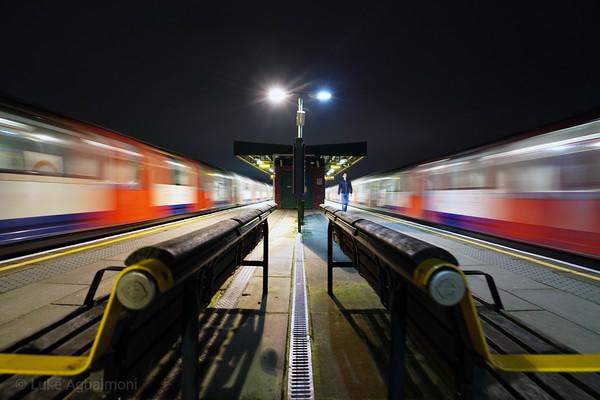 Perivale Station