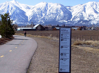 Assessment: Nevada: Trail Access Information for Northern Nevada