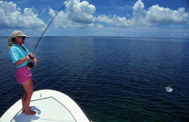 Wendy Gunn Landing Permit Belize Fly Fishing