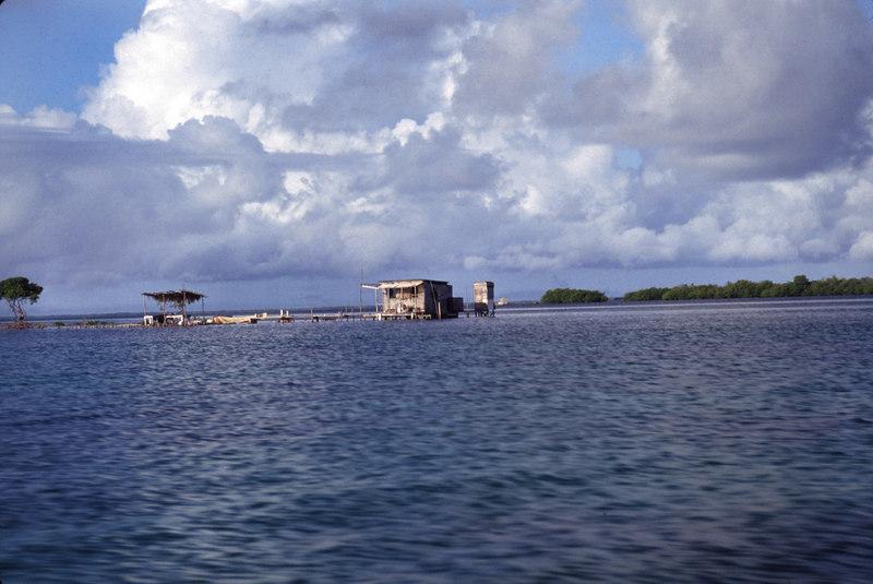 Lobster Camp Turneffe Belize