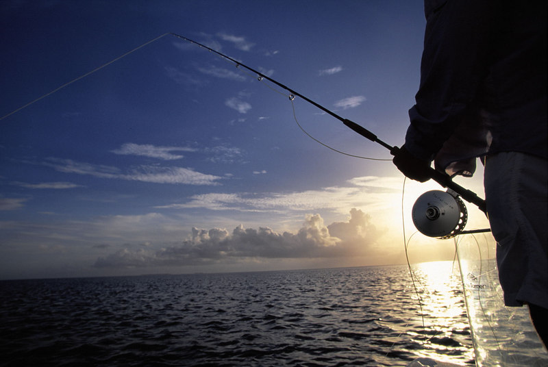 Fly Fishing for Tarpon Florida Keys