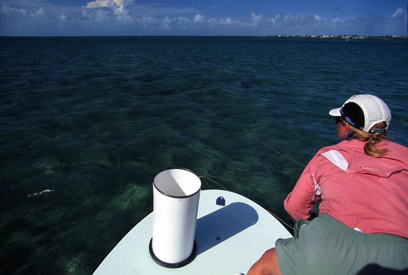 Wendy Gunn School of Tarpon Fly Fishing Florida Keys