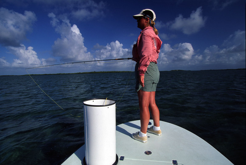 Wendy Gunn Tarpon Fly Fishing Florida Keys