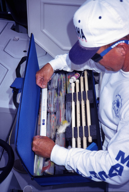 Cat. Rick Murphy's Secret Fly Box Wendy Gunn Tarpon Fly Fishing Florida Keys