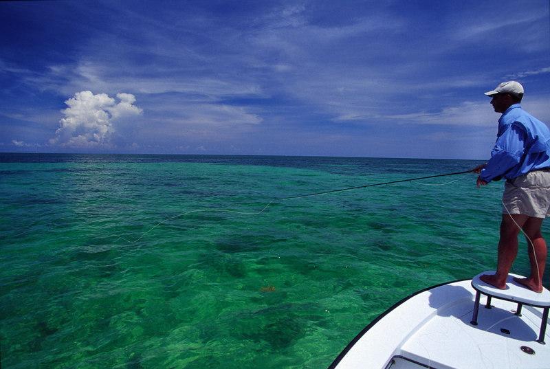 Mike Henry Tarpon Fly Fishing Florida Keys