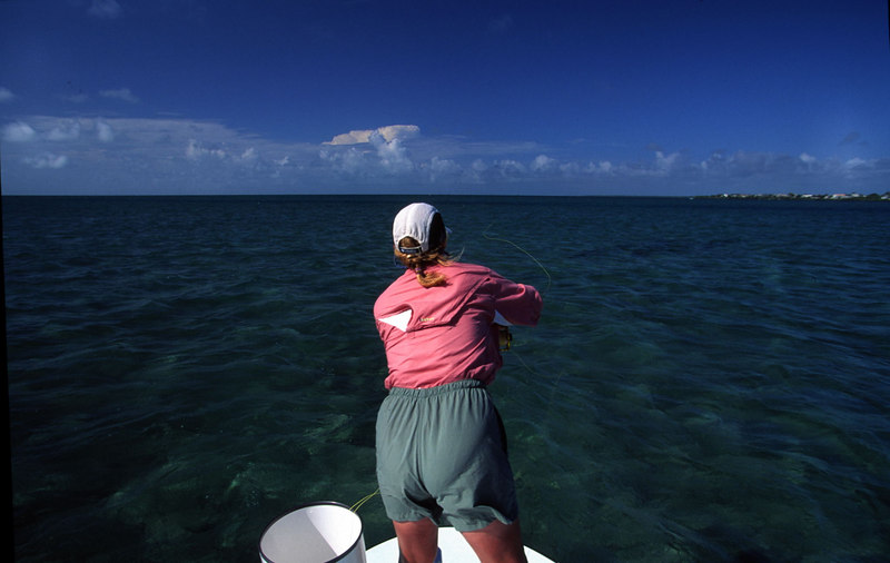 Wendy Gunn School of Tarpon Fly Fishing Florida Keys