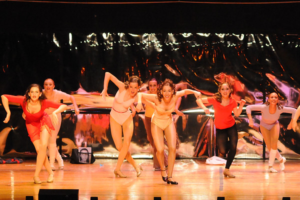 2008 Dance Venues