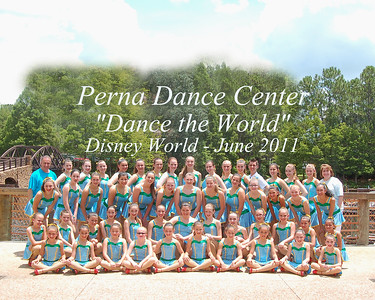 2011 Perna Dance Venues