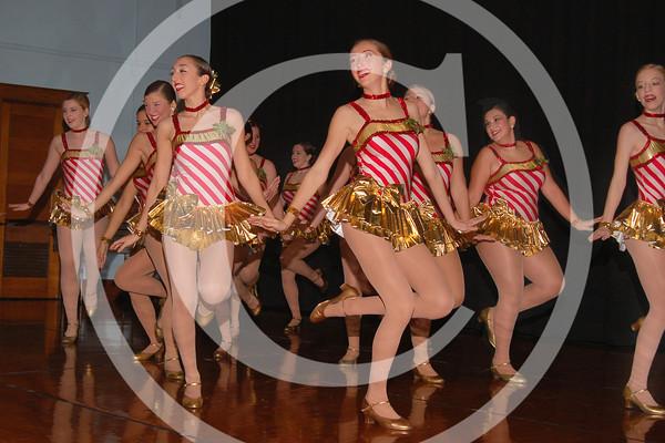 2012 Perna Dance Venues