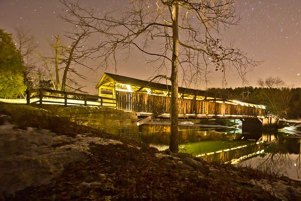 Perrine's Bridge, Rifton, New York