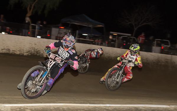 AMA Perris Raceway Speedway Bikes 24JAN15