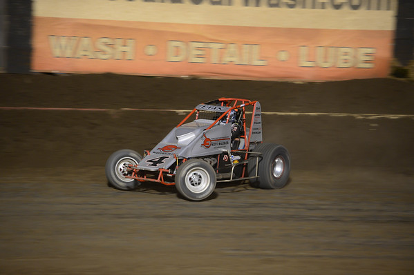 USAC Perris 4th of July 2013