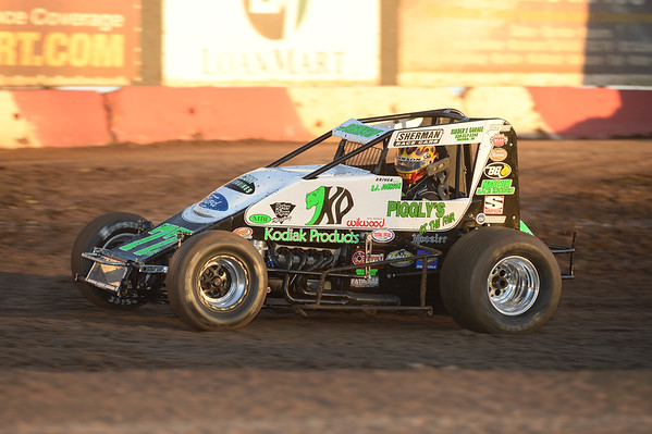 USAC Perris Oval Nationals 360 31OCT13