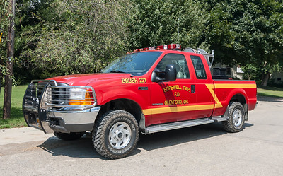 Hopewell Twp Fire Dept Brush 212 2015 Ford F-350 b