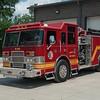 Thornville Thorn Twp VFD R-291 2000 Pierce Saber 1500-1000 a