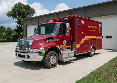Thornville Thorn Twp VFD M-291 2004 MedTec Durastar IH-Navistar b
