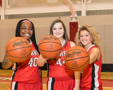 Girls Basketball Seniors 1