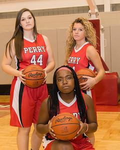 Girls Basketball Seniors 2