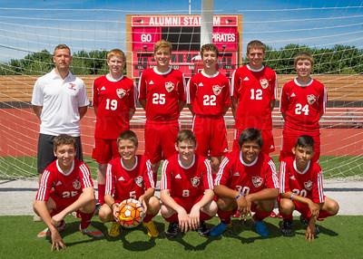 JV Soccer