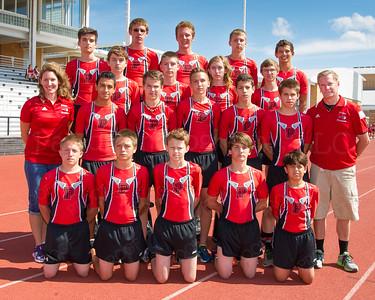 Boys XC Team