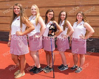 Girls Golf Seniors