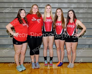 Track - Girls Seniors