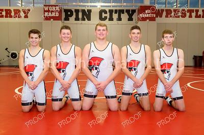 PHS Wrestling Seniors