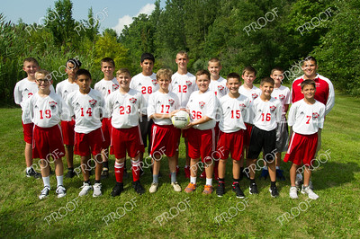 PMS B Soccer