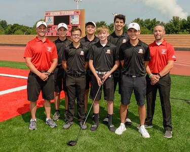 Golf Boys Varsity