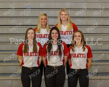 Varsity Softball Seniors
