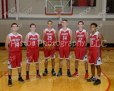 Seniors Boys Basketball