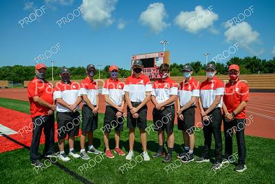 Boys Golf Varsity masked