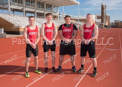 Track - Boys Seniors