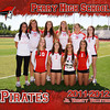 PHS Jr Varsity Volleyball 8x10 border