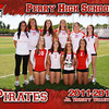 PHS Jr Varsity Volleyball 5x7 border