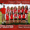 PHS Varsity Volleyball 8x10 border