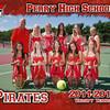 PHS Varsity Tennis 5x7 border