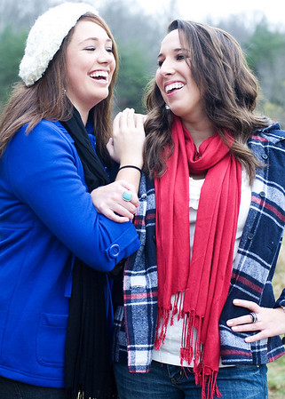 Rachel and Amy