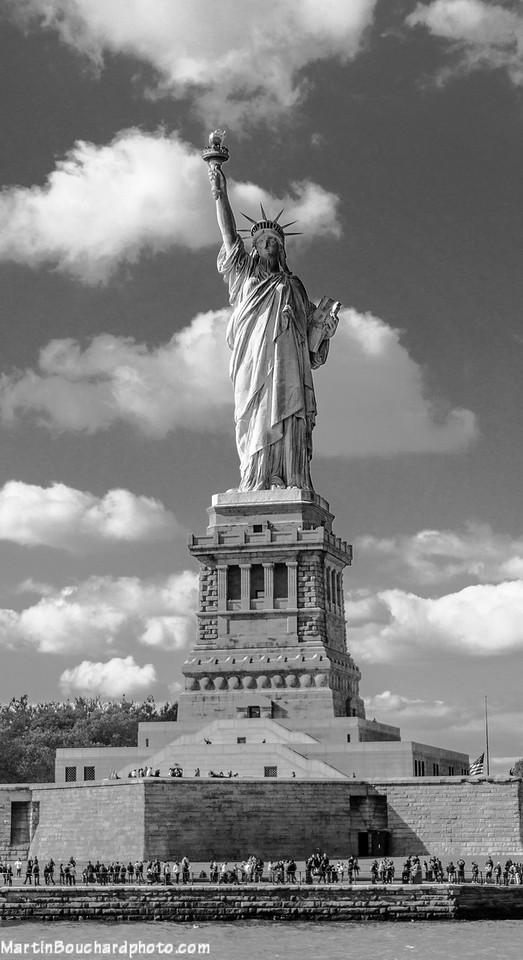 Statue mythique