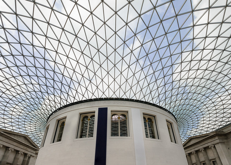 the british museum great court