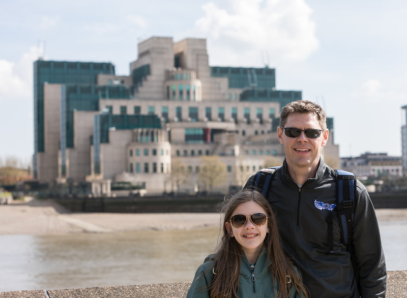 mi6 - home of james bond