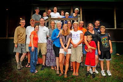 Gorski family reunion