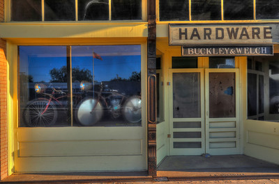 Buckley & Welch hardware